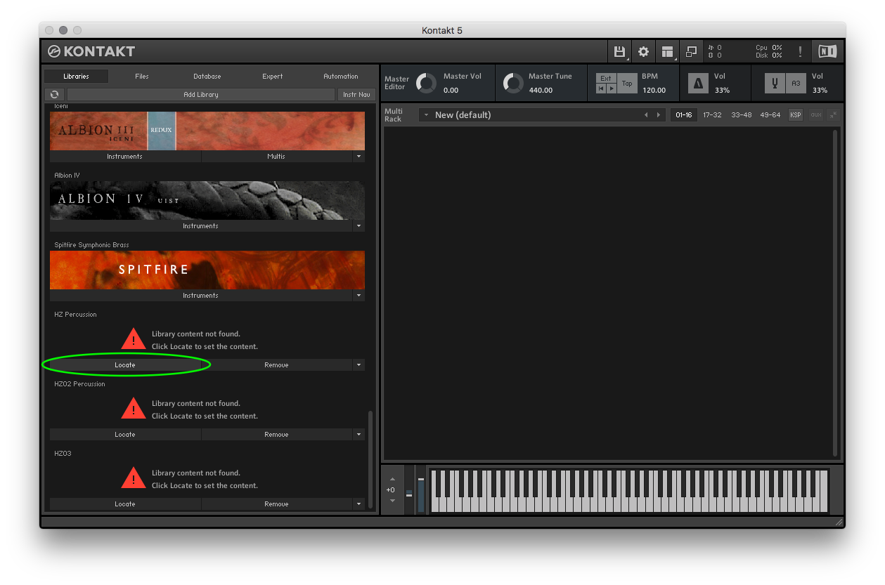 How to move a library in Kontakt 5 6 8 or later – Support Centre