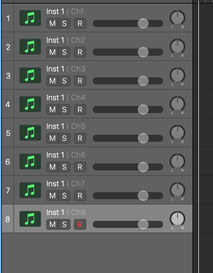Setting up multi-channel Kontakt in Logic Pro X – Support Centre